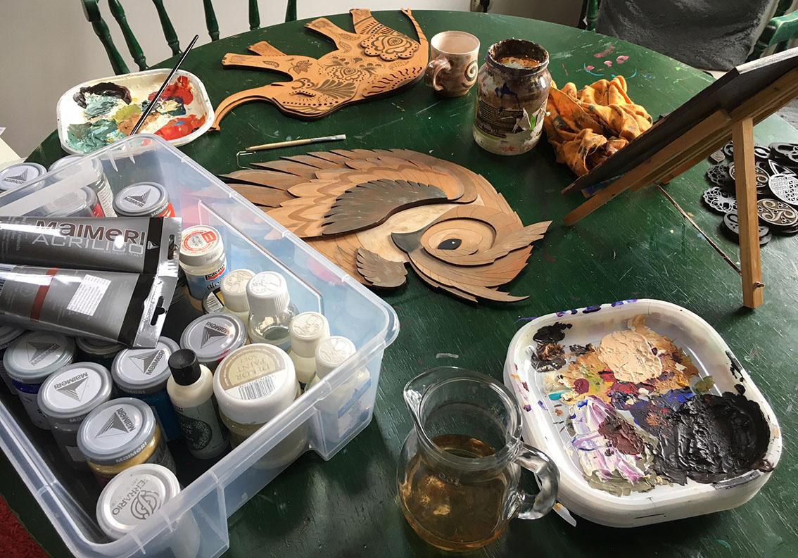 Atelier RedOwl Craft